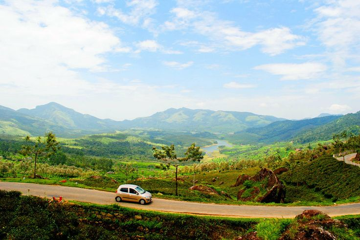 Widescreen: A Day Out in Munnar - Yahoo News India