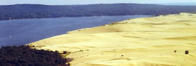 Dining Out In Michigan's Silver Lake Sand Dunes
