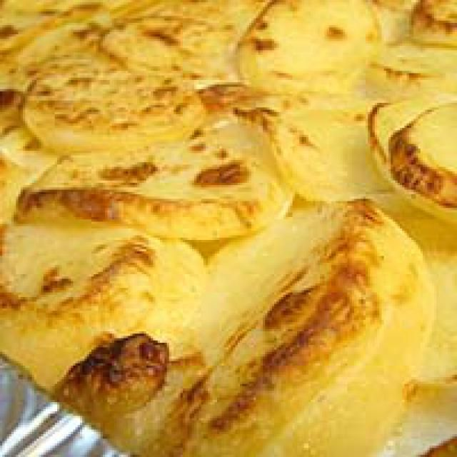 Easy Shavuot Recipes for Busy Cooks: Creamy Baked Potatoes