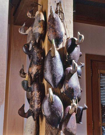 Hanging Decoys