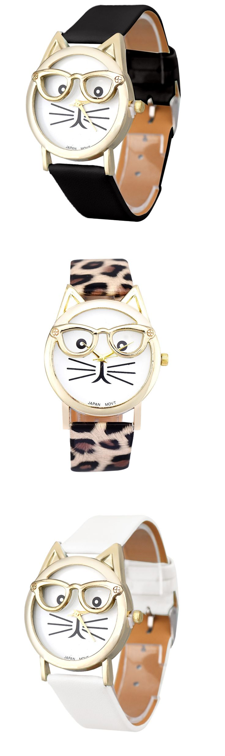 I don't know if I would use this as a watch, just a fashion statement!!!