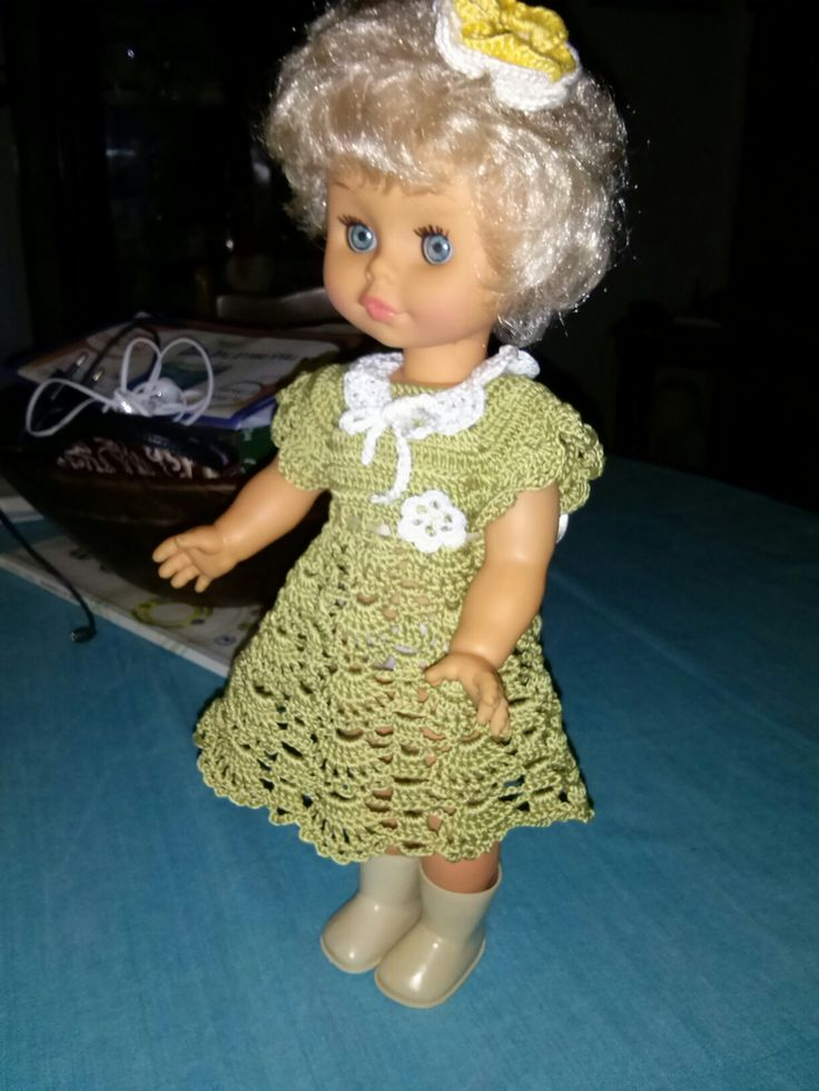 Bambola verde