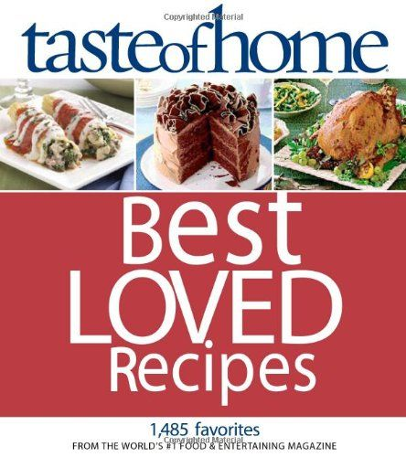 12 best images about recipes on pinterest kitchen recipes and taste of home best loved recipes 1485 favorites from the worlds food entertaining magazinetaste of home forumfinder Gallery
