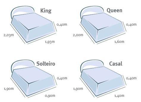 25 melhores ideias sobre medidas cama king no pinterest for Medidas de sabanas para cama king size