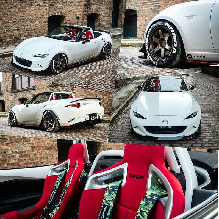 El fabuloso Miata de @vipgod | ClubJapo. Portal de coches japoneses
