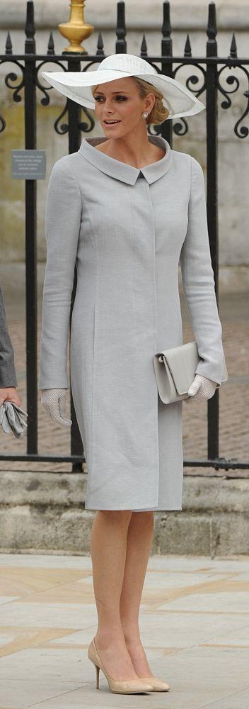 Princess Charlene Finally Steps Up Her Style Game For Monaco Grand Prix (PHOTOS) #www.frenchriviera.com