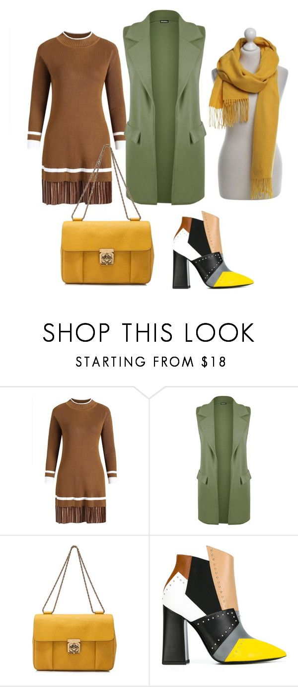 """Без названия #10"" by natalya-odintsova on Polyvore featuring мода, WearAll, Chloé, Pollini и Hermès"