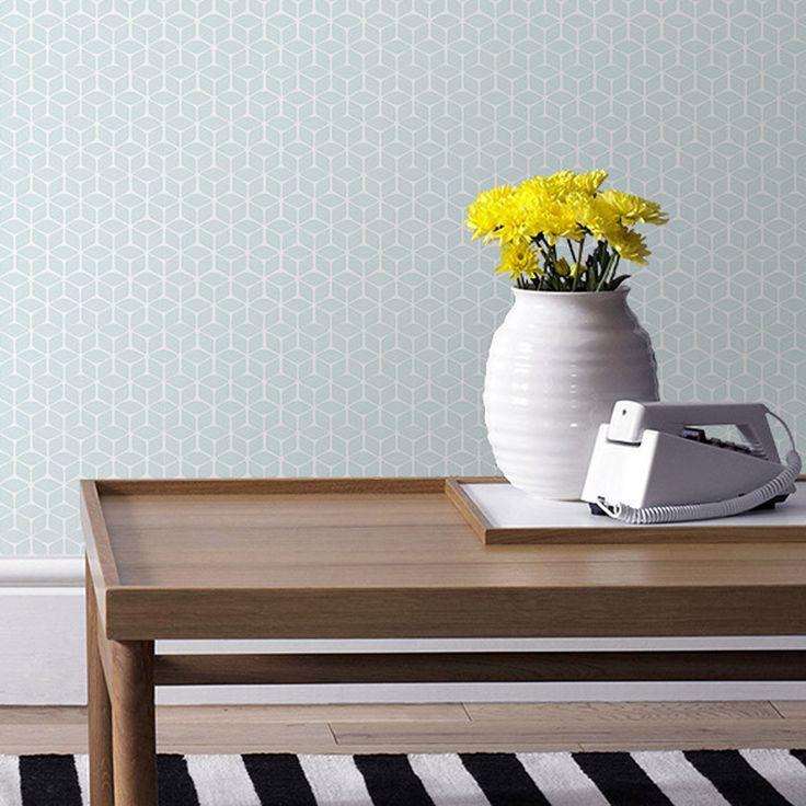 Matière du papier peint:Vinyle expansé                                                                                                                                           Support du papier peint:Intissé                                                                                                                                           Aspe...