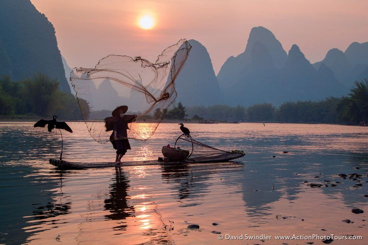 Throwing the Net by David Swindler on 500px