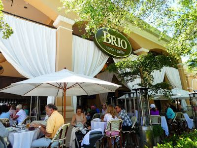 BRIO Tuscan Grille at Waterside Shops in Naples, Florida