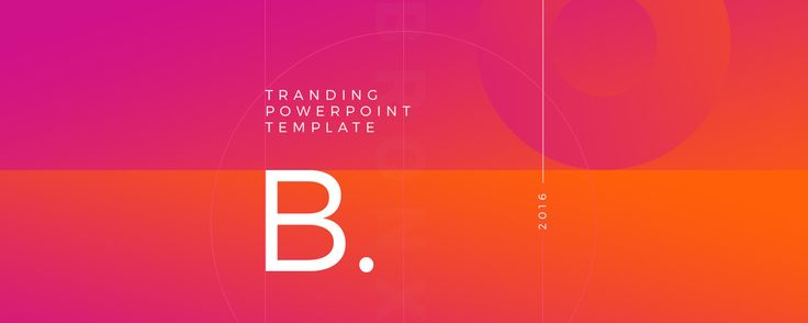 Ознакомьтесь с этим проектом @Behance: «BRONX PowerPoint Template» https://www.behance.net/gallery/42128609/BRONX-PowerPoint-Template