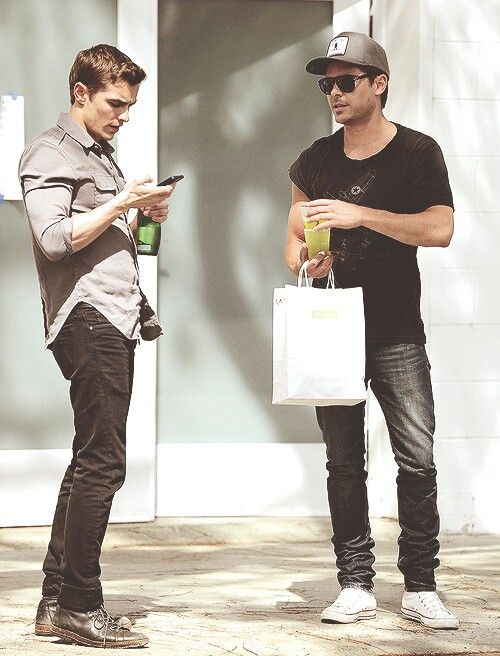 Dave Franco and Zac Efron