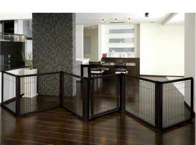 Breathtaking Freestanding Dog Stair Gate And Wooden Dog Gate With Cat Door