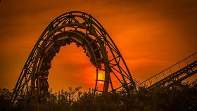 Roller Coaster in Dubai Location
