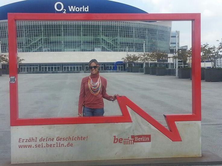 Mercedes-Benz Arena in Berlin, Berlin - O2 world