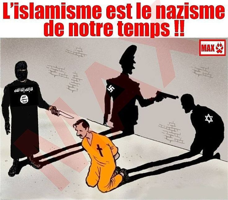 Similitude entre l'Islamisme DAESH et le nazisme d'HITLER L'histoire se répétera toujours, malheureusement. La seconde guerre mondiale a été déclenchée par ce fanatique d'Adolphe Hitler qui croyait que la race aryenne était supérieure aux autres. Maintenant,...