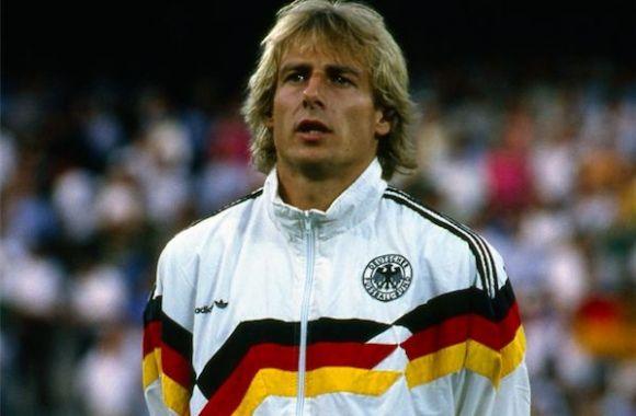 jürgen klinsmann | Ils ont marqué le foot allemand, de 20 à 11