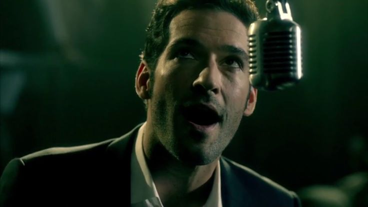 Tom Ellis as Lucifer singing Sinnerman (best scene in the season for me so far)