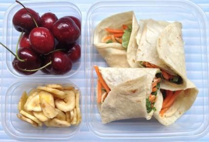 Tired of packing the same boring sandwich for lunch? Here are some non-sandwich lunch ideas that are tasty and satisfying.