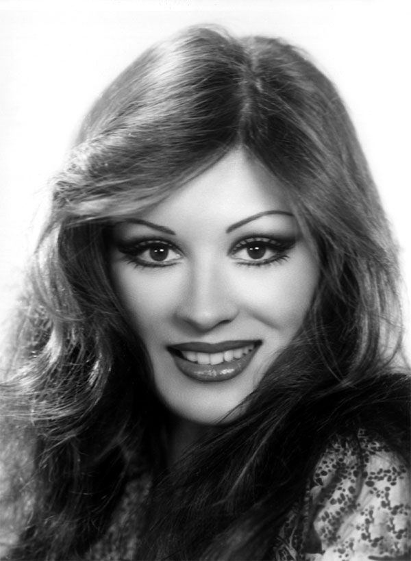 Gulsen Bubikoglu ~ Turkish Actress