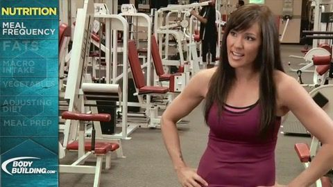Bodybuilding.com - Lindsay Kaye Miller Muscle Building Program