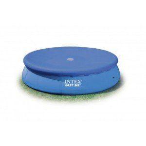 Intex – Accessoires Piscines Hors Sol – Couverture Easy Set: Bâche de protection pour piscine autostable 3,05 m pour conserver une eau…