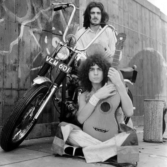 A Marc In Time...October 1969 Michael Norman Finn joins Tyrannosaurus Rex (exact date unknown) to be become Mickey Finn or as the beat club always stated Micky Finn