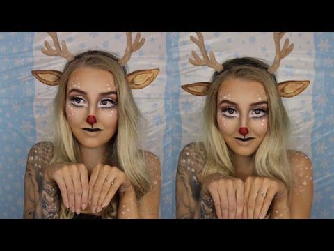 how to make a reindeer tail
