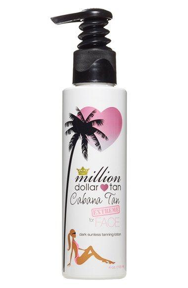 Million Dollar Tan Cabana Tan Extreme Face available at #Nordstrom