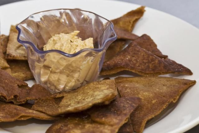 Crisp Up Your Own Flavors With This Simple Recipe for Pita Chips