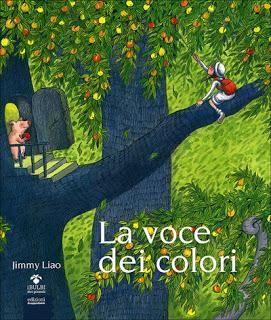 """Jimmy Liao """"La voce dei colori"""", Gruppo Abele"""