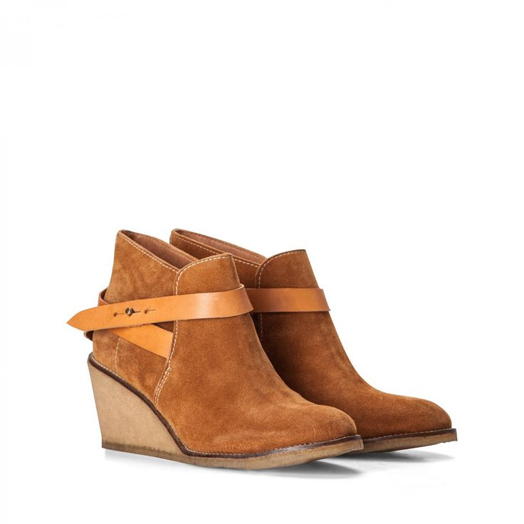 Chaussures FEMME CANNELLE DILIGAN - AIGLE