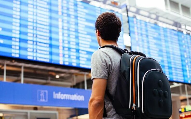 If you truly want to avoid baggage fees, consider wearing your luggage. Some clever travelers have stuffed their jackets with items to save money. However, a company called Jaktogo has taken things a step further by creating wearable luggage.  via @AOL_Lifestyle Read more: https://www.aol.com/article/finance/2016/10/31/40-airport-secrets-only-insiders-know/21595424/?a_dgi=aolshare_pinterest#fullscreen