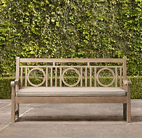 Restoration Hardware Teak Outdoor Furniture Outdoor