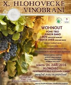 10. Hlohovecké vinobraní 2016