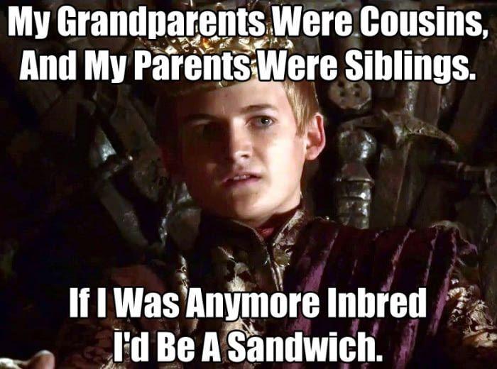 King Joffrey .A perfect villain??