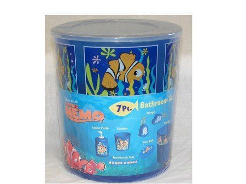 1000 images about nemo kids bathroom on pinterest - Finding nemo bathroom sets ...