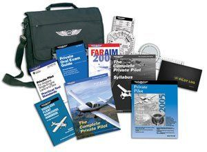 ASA Private Pilot Kit - Part 61 (ASA-PVT-61-KIT) by ASA. $94.14. ASA student pilot kits provide the books and supplies a student pilot needs to complete training at an exceptional value. The Part 61 and 141 student kits ensure that FAA regulatory requirements are met, and are the perfect training solution for both instructors and students.        For students taking flight training courses at a smaller flight school or through a freelance instructor, this Part 61 Stu...