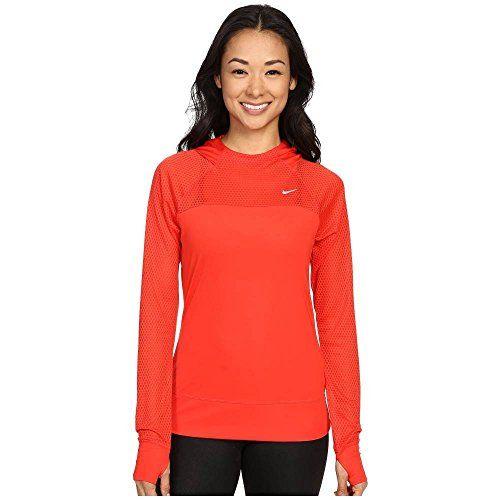 (ナイキ) Nike レディース トップス パーカー Run Fast Hoodie 並行輸入品  新品【取り寄せ商品のため、お届けまでに2週間前後かかります。】 表示サイズ表はすべて【参考サイズ】です。ご不明点はお問合せ下さい。 カラー:Light Crimson/Reflective Silver