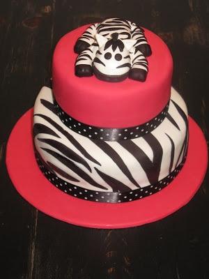 Zebra cakes, Zebras and Stripes on Pinterest