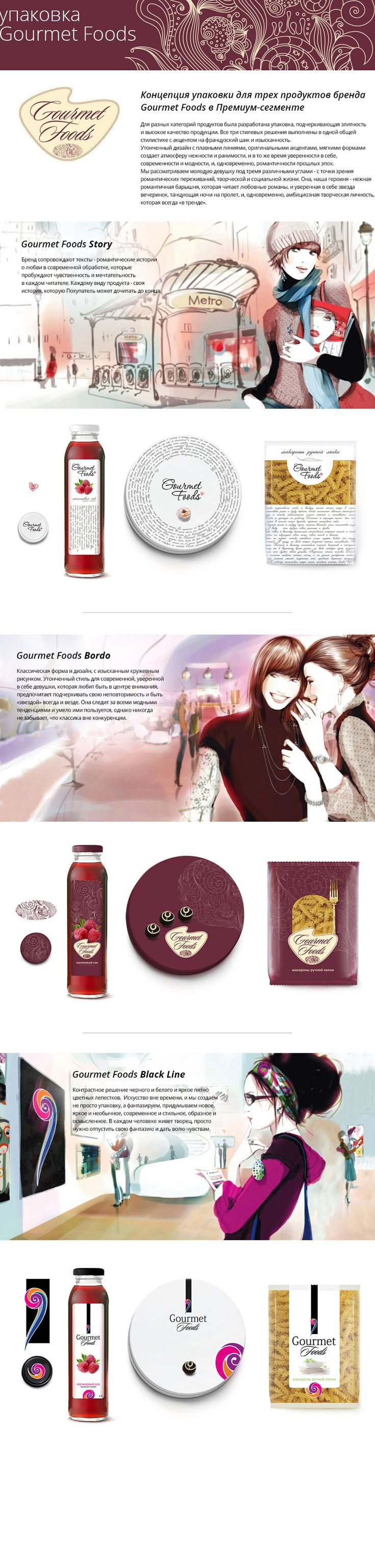 "Creative concept ""life style"" WORK: platform brand / logo design / packaging design INDUSTRY: Food"