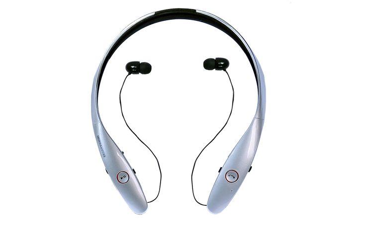 Bluetooth earphones neckband deep bass - sport earphones bluetooth