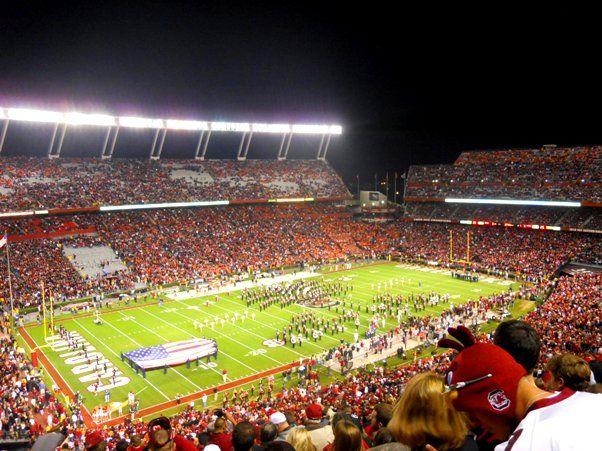 South Carolina Gamecocks Football Tickets!