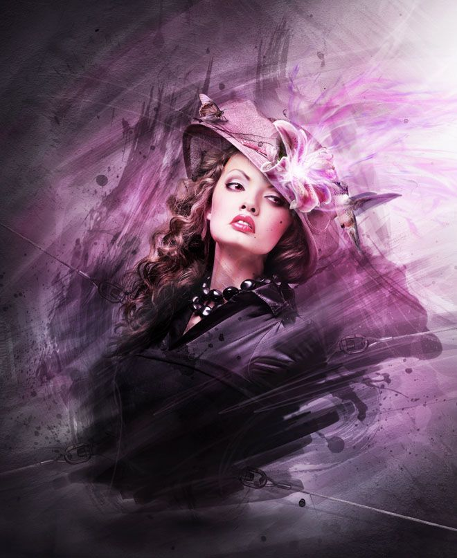 25 Creative Photoshop Sparkling Effects and Photo manipulation works for your inspiration