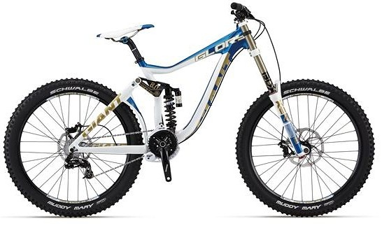 2012 Giant Glory 0 Bike
