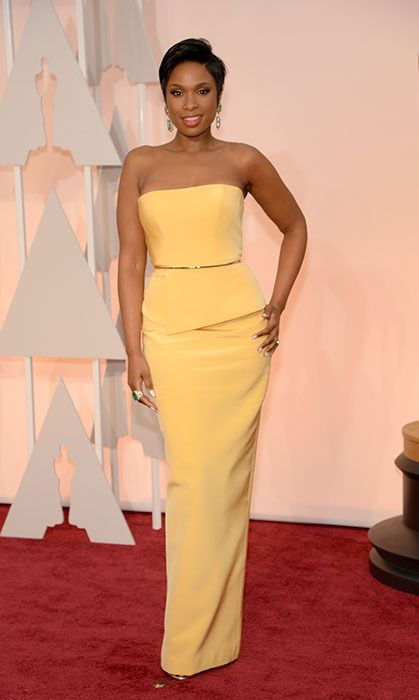 All the red carpet looks from the 2015 Oscars: Jennifer Hudson. Photo: Getty