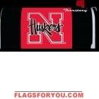 University of Nebraska Mailbox Cover