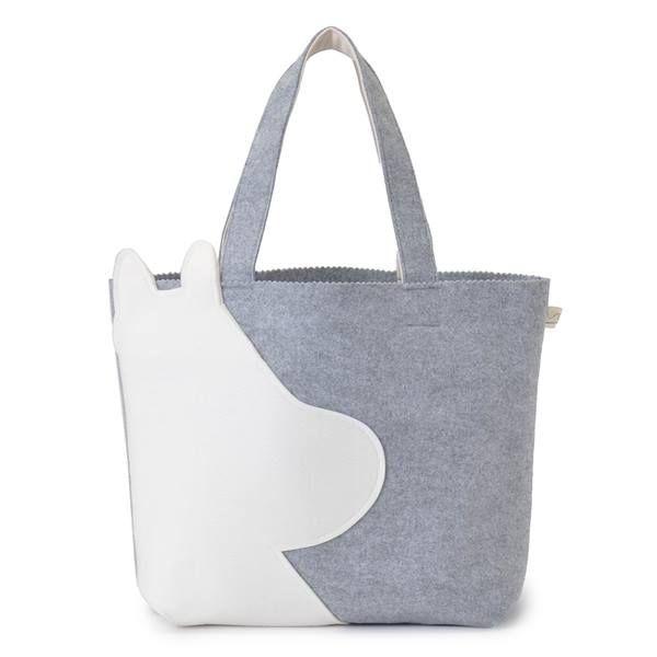 Moomin silhouette bag #tovejansson