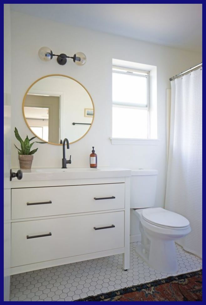 Bathroom Remodel Cost Calculator Gives Average Costs Of Simple Cosmetic Upgrades Like Paint Lights And Fixtures Range From 1 In 2020 Cheap Bathroom Vanities Budget Bathroom Remodel Diy Bathroom Remodel