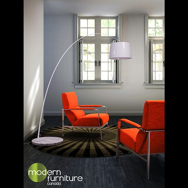 Add A Modern Twist To Any D Cor Is The Twisty Floor Lamp 85 Best Light It  Up Images On Pinterest Ceiling Lamps Flush. Homely Design Mid ...